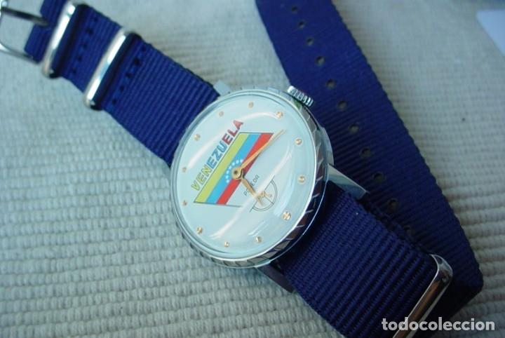 Relojes de pulsera: Reloj manual ruso Pobeda Venezuela - Foto 7 - 156533685