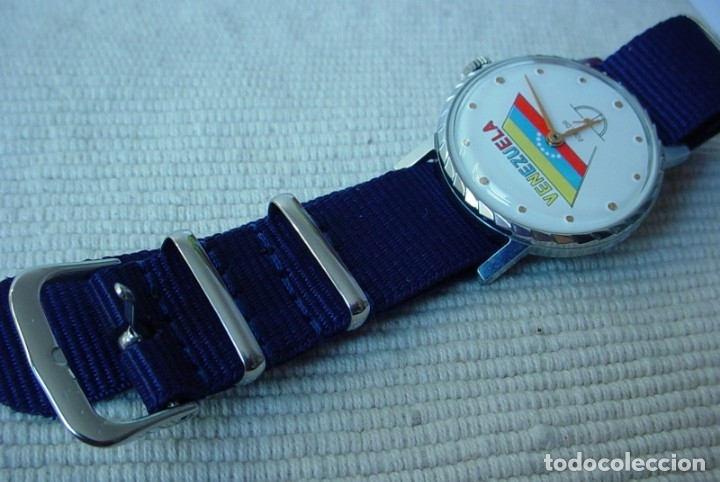 Relojes de pulsera: Reloj manual ruso Pobeda Venezuela - Foto 8 - 156533685