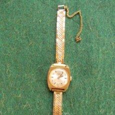 Relojes de pulsera: RELOJ TITAN PRIMA 17 JEWELS. Lote 156545394