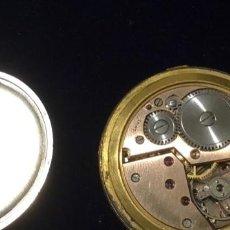 Relojes de pulsera: ANTIGUO RELOJ SUIZO NO FUNCIONA. Lote 156555118