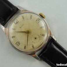 Relojes de pulsera: ANTIGUO RELOJ PULSERA DE MUJER MARCA ZIM AÑOS 60 USSR RUSIA CARGA MANUAL. Lote 156555742