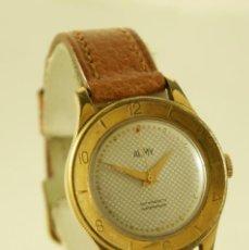 Relojes de pulsera: CURIOSO ALMY MECANICO BISEL Y ANTIGUO. Lote 156599334