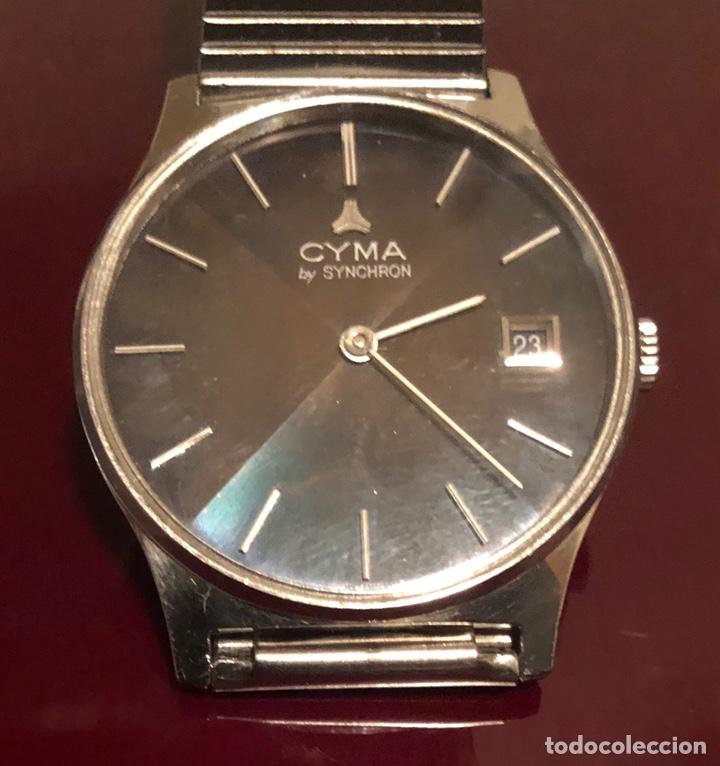 RELOJ CYMA BU SYNCHRON (Relojes - Pulsera Carga Manual)