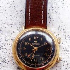 Relojes de pulsera: BONITO RELOJ TORNELLI CON ALARMA. Lote 156802670