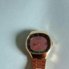 Relojes de pulsera: RELOJ CETIKON CALENDAR, AÑOS 70. Lote 156814106