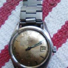 Relojes de pulsera: RELOJ DE CUERDA MARCA CERTINA MODELO TORTUGA, MUY ANTIGUO. Lote 156959170