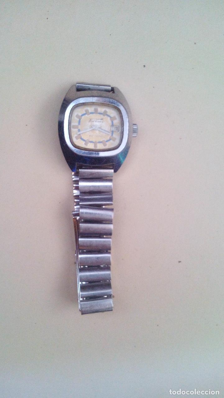 Relojes de pulsera: RELOJ PULSERA TORMAS - ANTICHOC - Foto 3 - 157030394