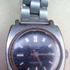 Relojes de pulsera: RELOJ PULSERA THERMIDOR 17 RUBIS - INCABLOC - SWISS MADE. Lote 157032726