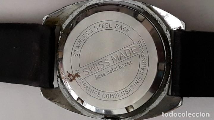 Relojes de pulsera: reloj de pulsera caballero carga manual lucerne , no funciona,ver descripcion y fotos - Foto 2 - 157261970