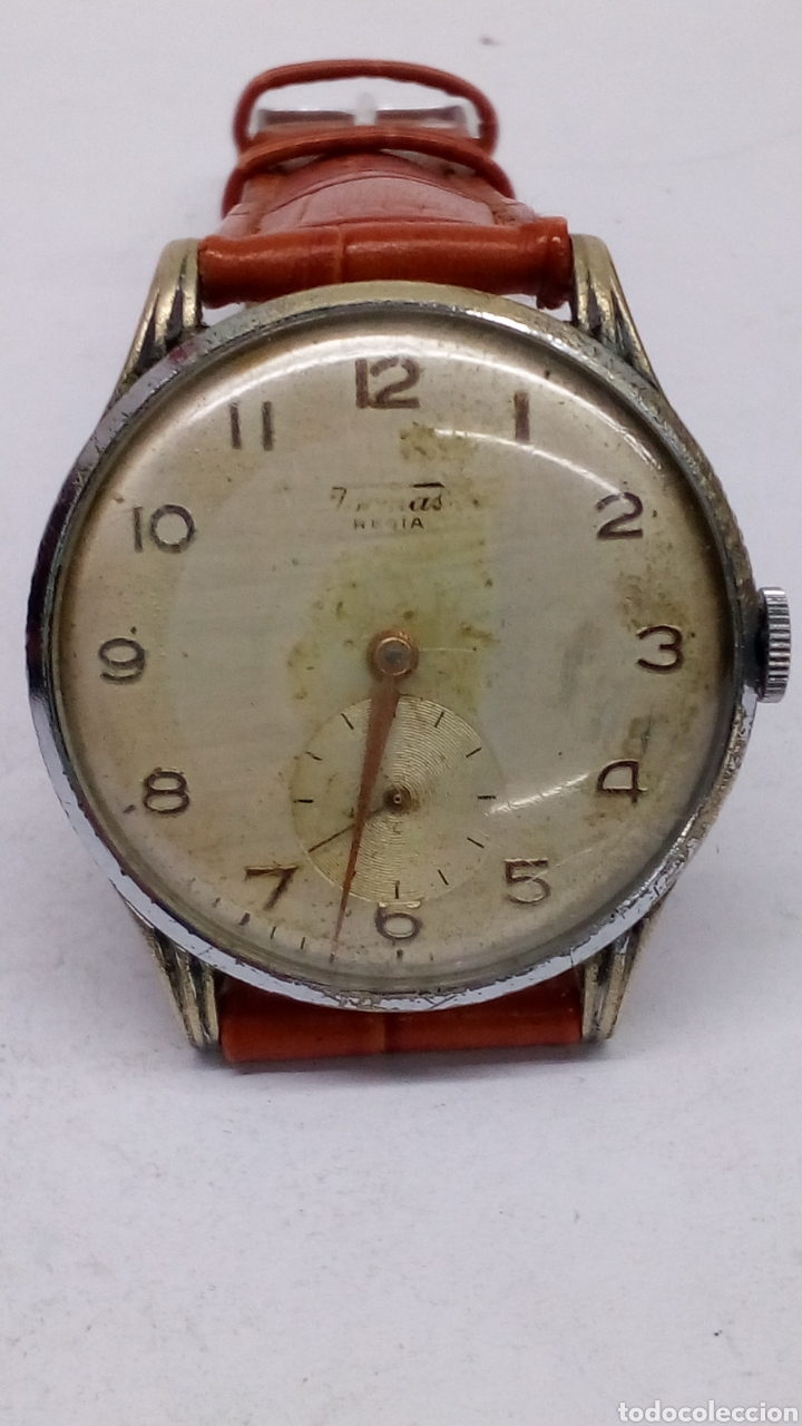RELOJ TORMAS DE CARGA MANUAL EN FUNCIONAMIENTO (Relojes - Pulsera Carga Manual)
