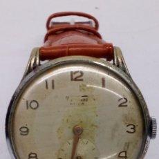 Relojes de pulsera: RELOJ TORMAS DE CARGA MANUAL EN FUNCIONAMIENTO. Lote 157267676