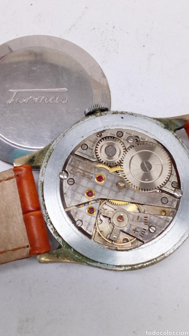 Relojes de pulsera: Reloj Tormas de carga manual en funcionamiento - Foto 2 - 157267676