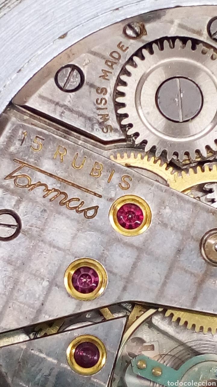 Relojes de pulsera: Reloj Tormas de carga manual en funcionamiento - Foto 4 - 157267676