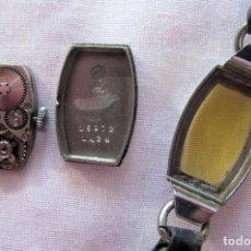 Relojes de pulsera: RELOJ MOVADO ART DECO ANTIGUO CUERDA. Lote 157449034