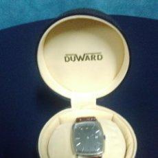 Relojes de pulsera: RELOJ DUWARD DIPLOMATIC EN SU CAJA. Lote 157696862