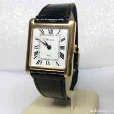 Relojes de pulsera: RELOJ THERMIDOR PARIS DE CARGA MANUAL 17 JEWELS - CAJA 25 MM - FUNCIONANDO. Lote 158525446