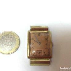 Relojes de pulsera: ANTIGUO RELOJ LANCO ART DECO CURVEX SUIZO FUNCIONA PERFECTO. Lote 158537094