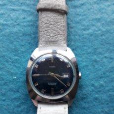 Relojes de pulsera: RELOJ MARCA TIMEX. CLÁSICO DE CABALLERO. FUNCIONANDO. Lote 158542774