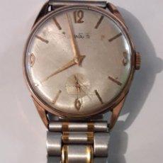 Relojes de pulsera: RELOJ DUWARD, AÑOS 50, FUNCIONA. Lote 158522702