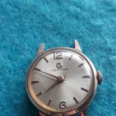 Relojes de pulsera: RELOJ MARCA CERTINA. CLÁSICO DE DAMA. FUNCIONANDO. Lote 158647298