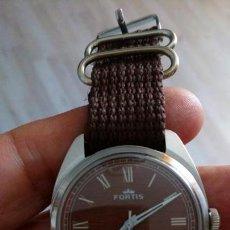 Relojes de pulsera: VINTAGE RELOJ FORTÍS SUIZO CUERDA. NUEVO. Lote 158687882
