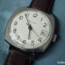 Relojes de pulsera: RELOJ RUSO MANUAL RAKETA URSS. Lote 158711428