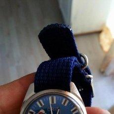 Relojes de pulsera: VINTAGE RELOJ ORIS SUIZO CUERDA MICKEY MOUSE. NUEVO. Lote 158745494