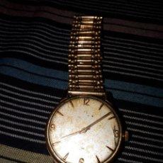 Relojes de pulsera: RELOJ DE CABALLERO MARCA FESTINA DORADO. Lote 158750760