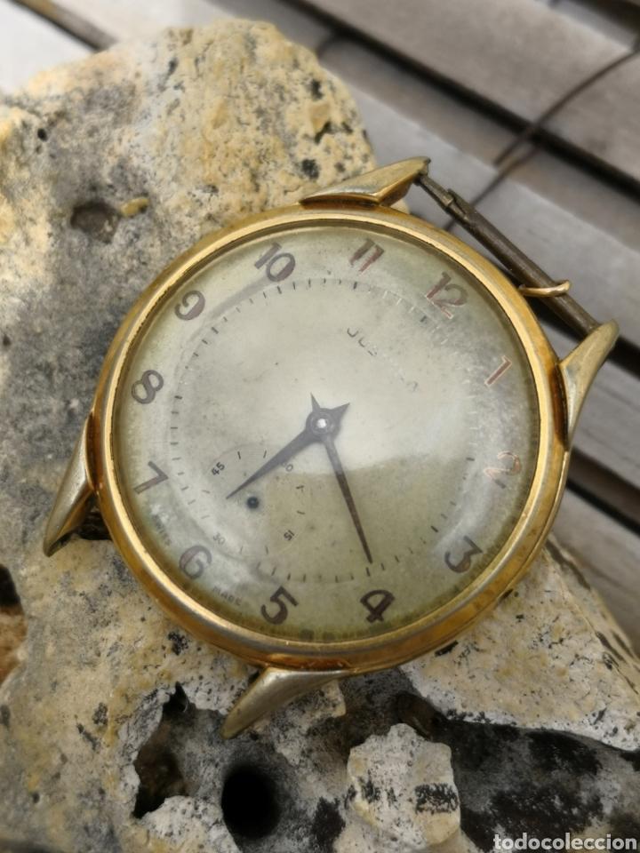 707f6e660083 reloj vintage justina 50s cuerda. - Comprar Relojes antiguos de ...