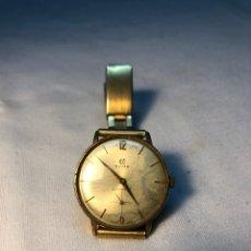 """Relojes de pulsera: RELOJ """"CYMA"""" CIMAFLEX, BAÑADO EN ORO.. Lote 158868113"""