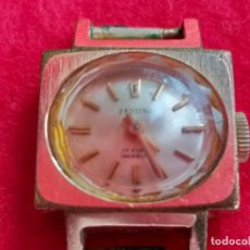 Relojes de pulsera: FESTINA. ANTIGUO RELOJ SUIZO.17 RUBIS. INCABLOC. ANTIMAGNETIC. . Lote 159125502