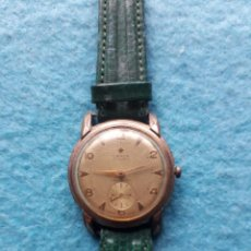 Relojes de pulsera: RELOJ MARCA LANCO. CLÁSICO DE CABALLERO. SWISS MADE. Lote 159130078