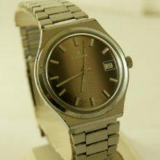 Relojes de pulsera: EDOX MECANICO FUNCIONANDO 37.2MM. Lote 159196582