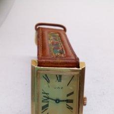 Relojes de pulsera: RELOJ JAZ CARGA MANUAL MAQUINARIA SWISS MADE VINTAGE. Lote 159217556