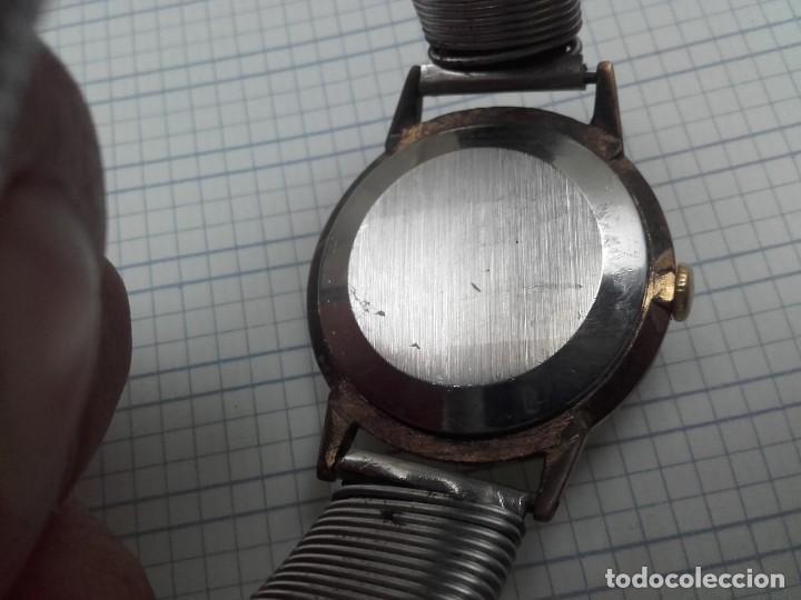 Relojes de pulsera: Thermidor carga manual cal. FE 233-60 funciona pero a veces se para necesita limpieza y aceite - Foto 5 - 159382742