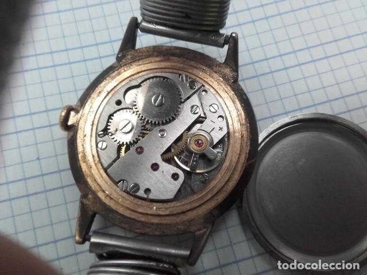 Relojes de pulsera: Thermidor carga manual cal. FE 233-60 funciona pero a veces se para necesita limpieza y aceite - Foto 6 - 159382742
