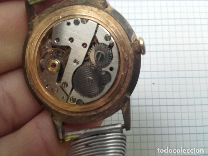 Relojes de pulsera: Thermidor carga manual cal. FE 233-60 funciona pero a veces se para necesita limpieza y aceite - Foto 7 - 159382742