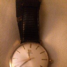 Wristwatches: RELOJ OMEGA DE ORO MAQUINA 601. Lote 159410129