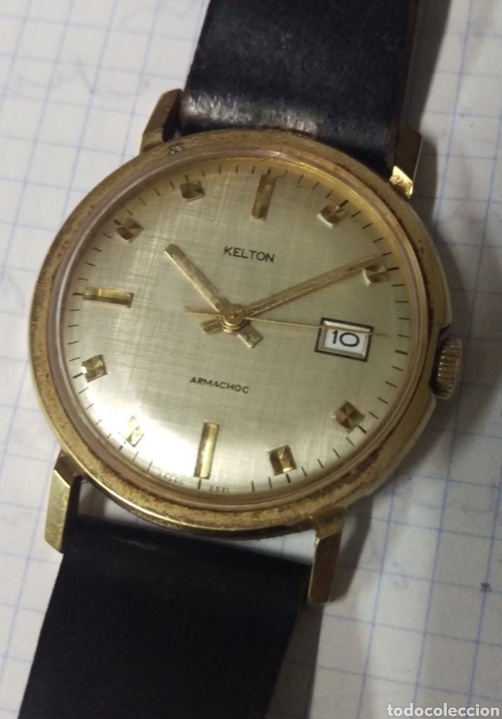 RELOJ KELTON ARMACHOC (Relojes - Pulsera Carga Manual)