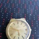 Relojes de pulsera: RELOJ ANTIGUO OMEGA AUTOMÁTICO AÑOS 30 GRAN MÁQUINARIA FUNCIONA. Lote 159998805