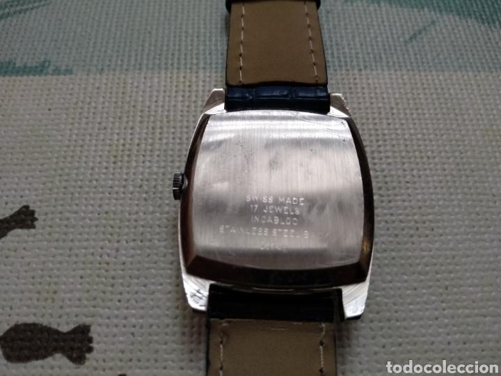 Relojes de pulsera: Reloj Unisex Santpi De luxe 17 jewels - Foto 2 - 160045529