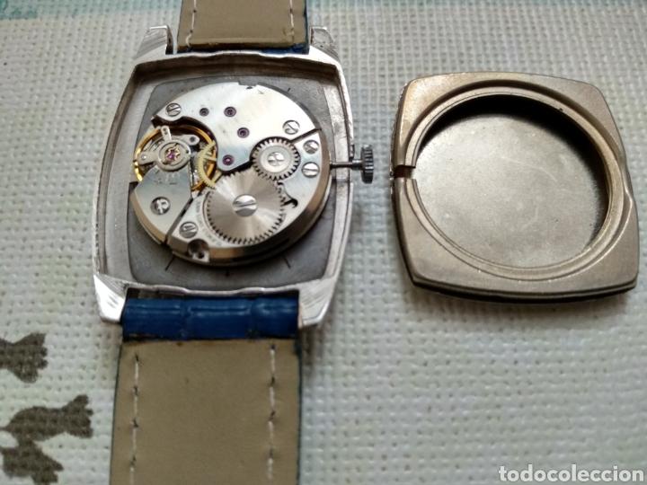 Relojes de pulsera: Reloj Unisex Santpi De luxe 17 jewels - Foto 4 - 160045529