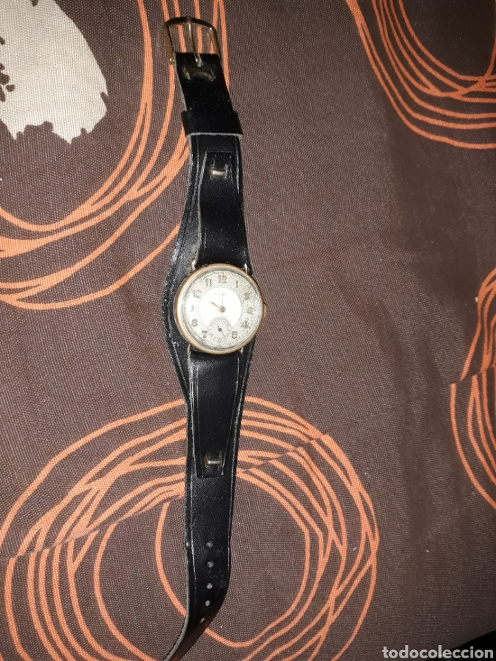 Relojes de pulsera: Reloj de cuerda - Foto 2 - 160046193