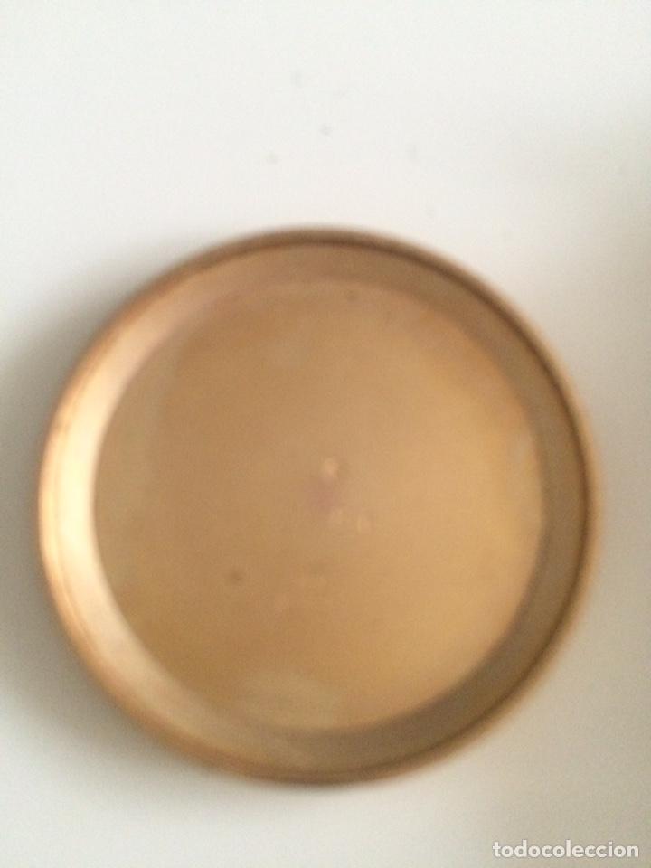 Wristwatches: Reloj omega de oro maquina 601 - Foto 2 - 159410129
