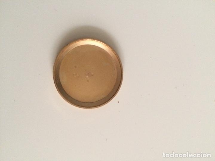 Wristwatches: Reloj omega de oro maquina 601 - Foto 4 - 159410129