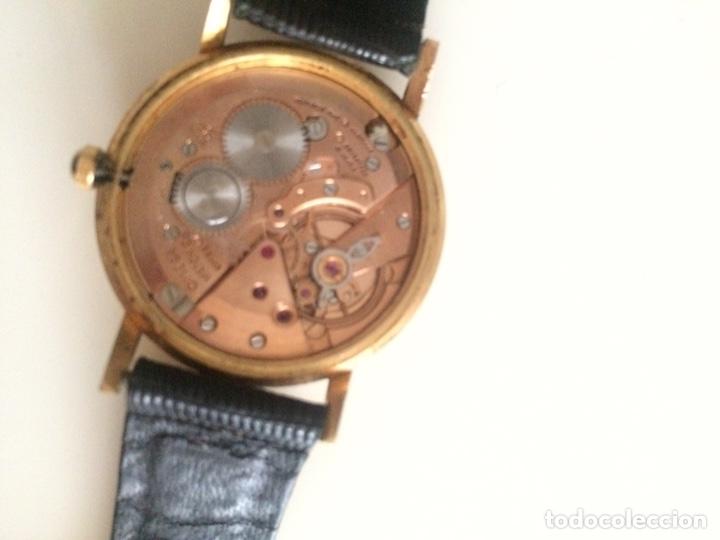 Wristwatches: Reloj omega de oro maquina 601 - Foto 3 - 159410129