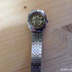 Relojes de pulsera: RELOJ DE PULSERA DE SEÑORA, CARGA MANUAL, FUNCIONA PERFECTAMENTE . Lote 160150842