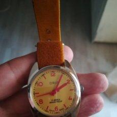 Relojes de pulsera: VINTAGE RELOJ SUIZO ORIS NUEVO.. Lote 160220994