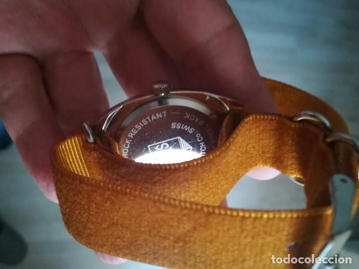 Relojes de pulsera: VINTAGE RELOJ SUIZO ORIS NUEVO. - Foto 5 - 160220994