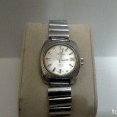 Relojes de pulsera: RELOJ DE CUERDA DELKAR 17 RUBIS INCABLOC. Lote 160299858